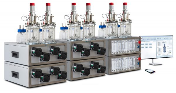 Bio Bench Pro Parallel Bioreactors