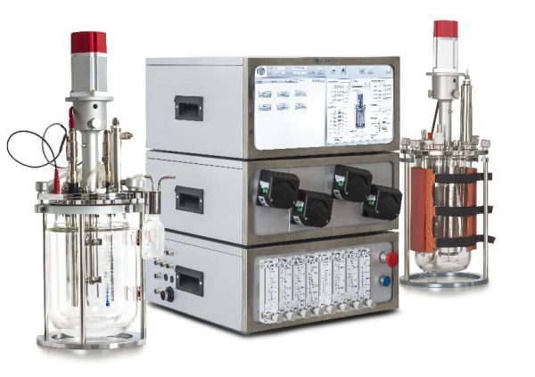 Bio Bench Twin Bioreactors