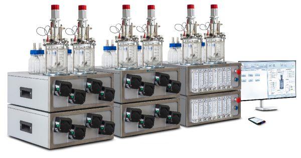 Solida Biotech Parallel Bioreactor