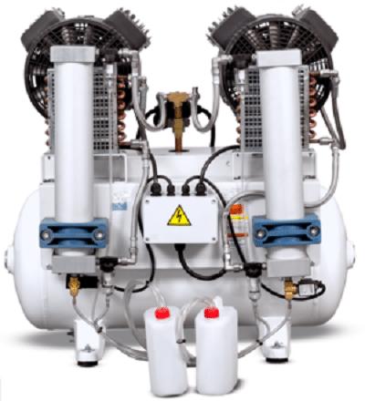 Raeyco D Series Basevac Compressor